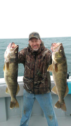 Lake Erie Walleyes